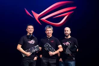 ROG發表Strix GeForce RTX 30顯卡 電競螢幕、路由器一應俱全