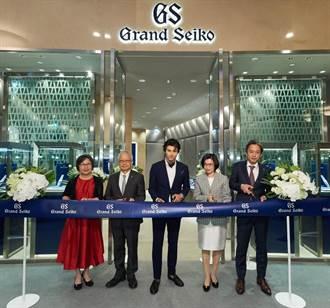 Grand Seiko全台首家旗艦店101開幕