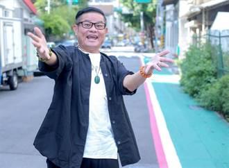 專訪/許效舜盼敲鐘「請救救台灣的開心指數」 吐諧星背後傷痛