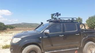 不對稱作戰利器 自動機槍台使貨卡變身戰鬥車