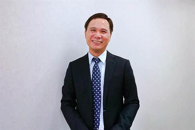 工業電腦廠融程電董事長呂谷清。(記者林資傑攝)