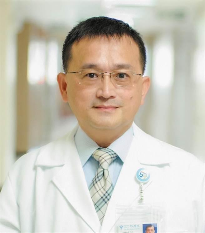 陳怡9月起在永康奇美醫學中心看診。(摘自奇美醫學中心網站)