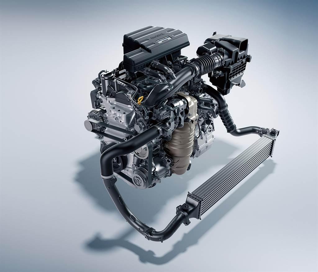 入門降兩萬!Honda CR-V小改款94.9萬元起