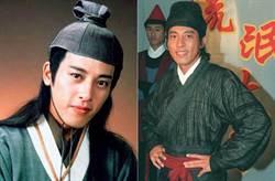 呂頌賢被封「最帥令狐沖」太經典 24年後同造型現身:一模一樣
