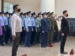 軍人節追悼國軍先烈 林智堅率各界緬懷英靈