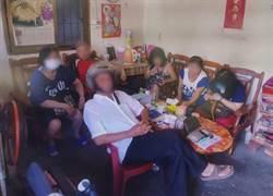 彰化員林警方破獲「長照級私娼寮」剛完事84歲嫖71歲女淡定被捕