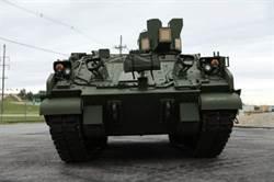 「新戰場計程車」 首輛AMPV多功能裝甲車交付美軍