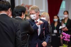 捷克團設宴答謝 副總統賴清德盼兩國持續為國際民主努力