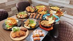 台北超道地美式餐酒館新開幕 美式料理愛好者必朝聖