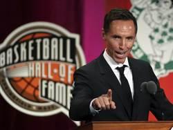 NBA》跌破眼鏡!籃網聘請納許當總教練