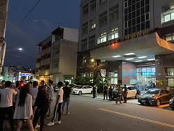 南投4歲女童埋屍案 引起公憤群眾包圍分局