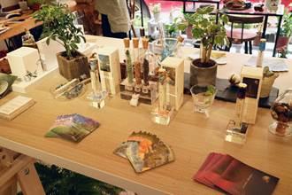 使國際飄揚台灣香,氣味設計師潘雨晴用氣味創作藝術