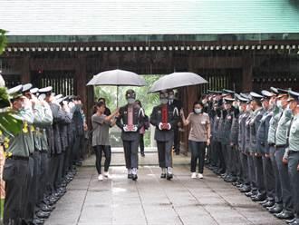 直升機墜毀殉職簡任專韓正宏 大雨中入祀桃忠烈祠