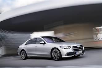 汽車產業標竿再度飛越進化,全新第 11代Mercedes-Benz S-Class W223全球首發