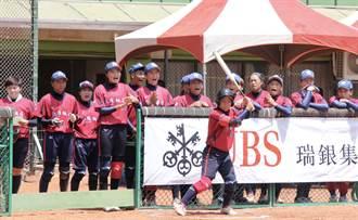 企業女壘聯賽12日回台北 婁峻碩現場開唱
