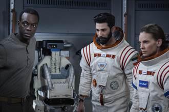 希拉蕊史旺手機直call太空人暢聊《遠漂》自爆毛小孩比老公更重要
