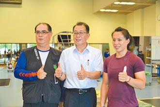 企業女壘》總冠軍賽首戰 體育署長張少熙將到場加油