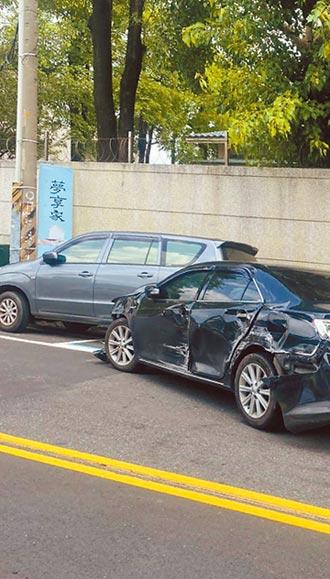 藥頭衝撞警車遭逮 3警受傷