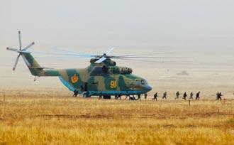 陸握主導權 與俄合製重型直升機