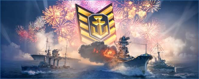 歡慶五週年!《戰艦世界》發表0.9.8版本更新 推出「中秋節」