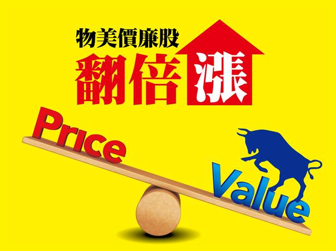 物美價廉股翻倍漲。(圖/先探投資週刊提供)
