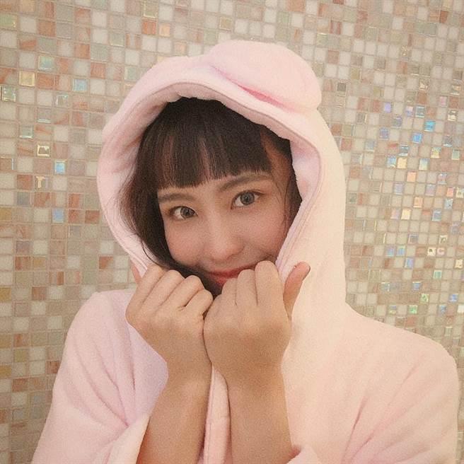 李芷婷是J.Sheon的歌迷,期許自己跟偶像一樣厲害。(取材自臉書)