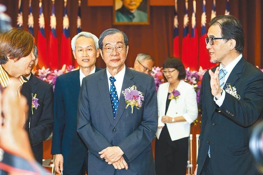 新進公務人員退休新制  劉建忻:一年內定案。本報資料照