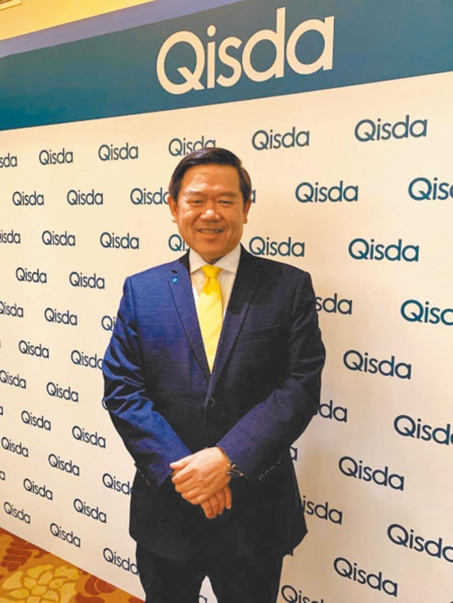 佳世達董事長陳其宏。(本報系資料照片)
