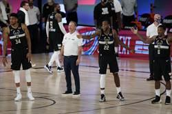 NBA》死不認錯!裁判堅稱熱火公鹿G2沒誤判