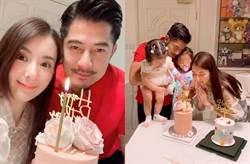 郭富城太太傳為當網紅沒時間當媽 丟2女給父母帶