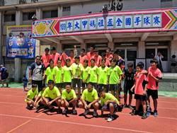 手球界湘北隊 陽明全國賽奪冠