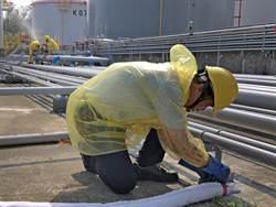 金門油汙染演習 1次搞定海、陸和溪流