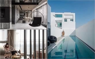 大宅、小坪数都爱上!家具界超夯 4 大网红吊椅,你喜欢哪一种?