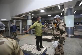印度日增確診4度超過8萬起 累計病例直追巴西