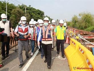 黃偉哲重視溪北發展,加碼10億「這項工程」