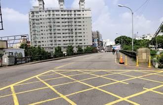 大里中興路人行步道 引地方爭論