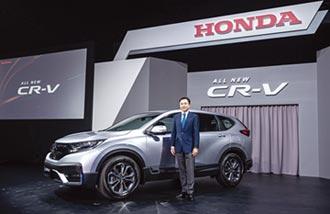台灣本田新款CR-V 掀SUV大戰