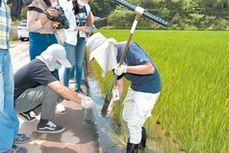 外埔汙泥危及農田 議員促勒令停工