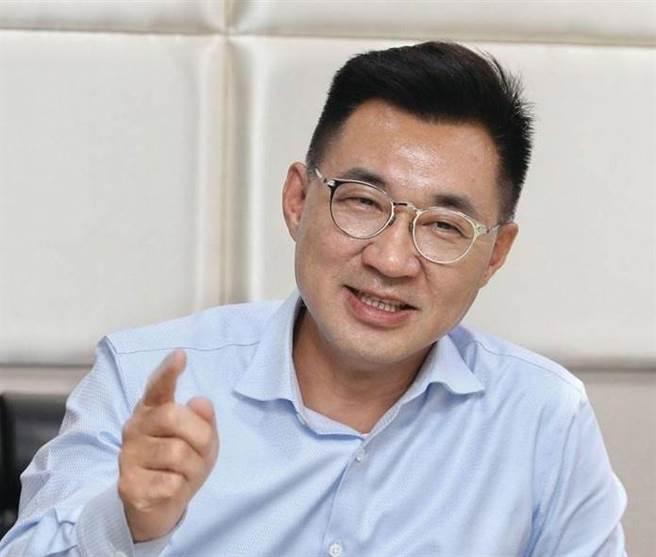 國民黨黨主席江啟臣。(圖/本報資料照)