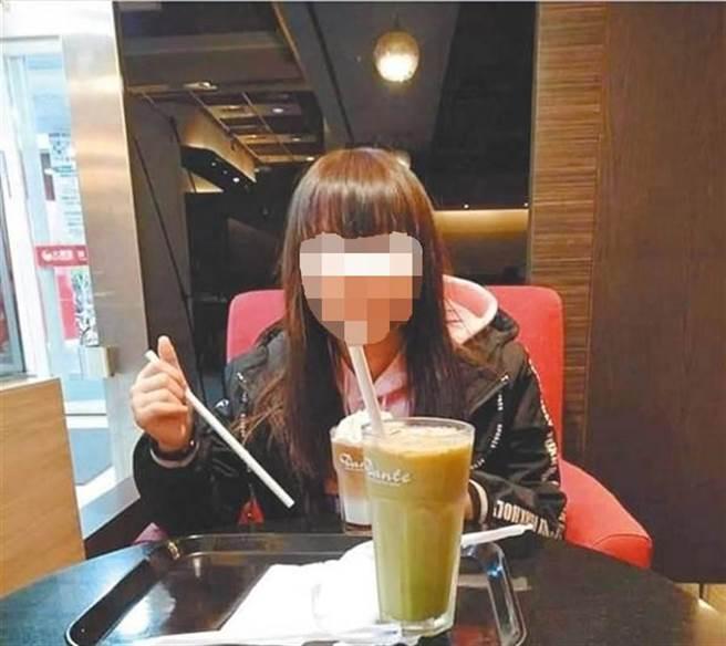 苗栗頭份市15歲范姓國中女生疑遭男子誘拐離家,4日凌晨與男友出面投案。(翻攝自范父臉書/巫靜婷苗栗傳真)