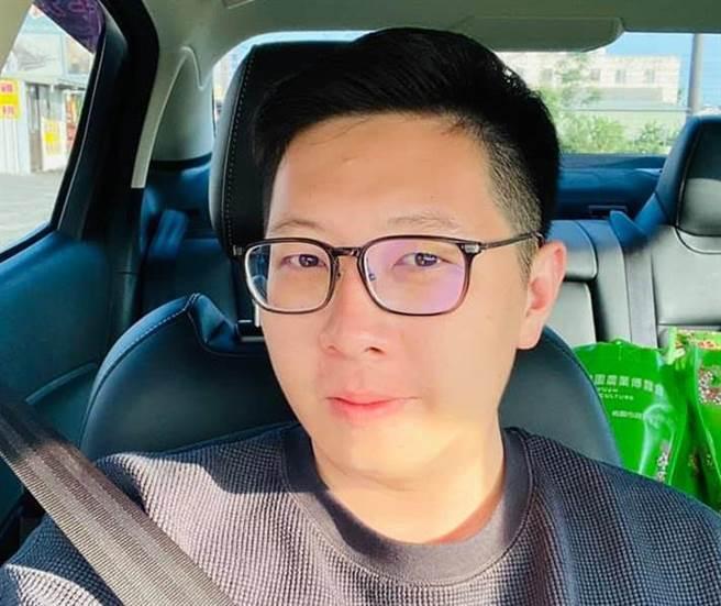 民進黨桃園市議員 王浩宇。(圖/翻攝 王浩宇臉書)