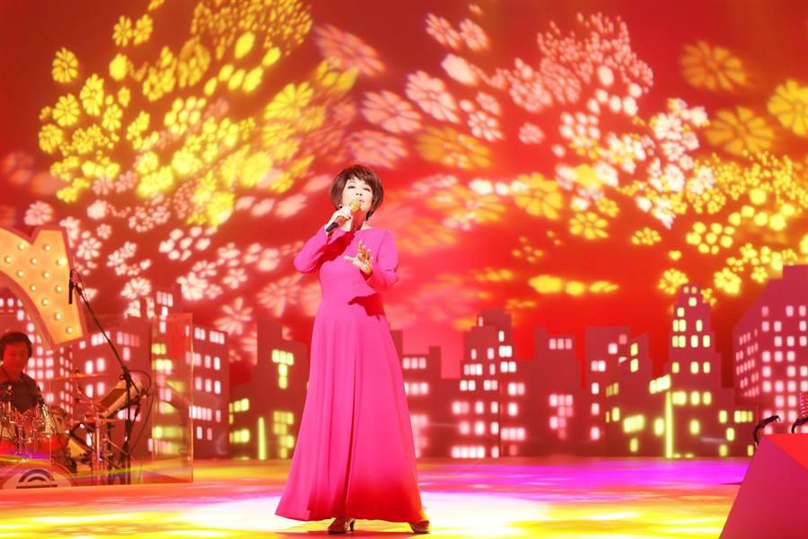 蔡琴2度登《音樂萬萬歲4》。(公視提供)