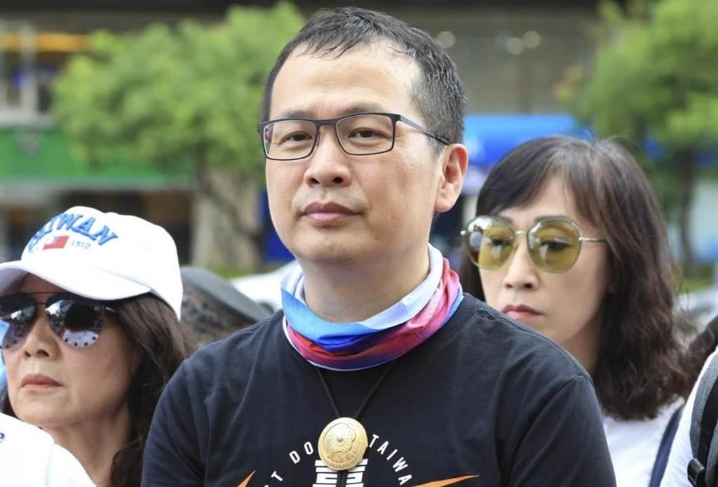國民黨革實院長羅智強,將《戰神94強》YouTube收入捐給國民黨,為台北市長選舉添糧草。(圖/摘自羅智強臉書)