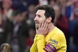 梅西證實續留巴塞隆納 對球團主席仍難掩怒氣