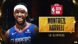 NBA》哈瑞爾獲年度第六人 快艇連3年包辦