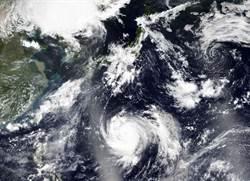 海神颱風威力近巔峰 日本比照「戰後最強颱」防災