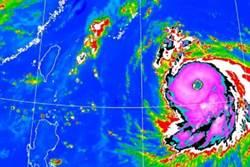 海神變身「超級颱風」 吳德榮:嚴重威脅日、韓