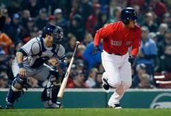 MLB》戰藍鳥 林子偉首支二壘打+勝利打點