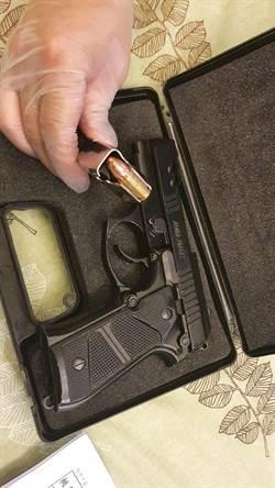 桃園警除暴專案 查獲槍枝11把