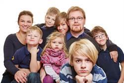 夫妻狂嘿咻連生15孩準備迎接第16位 妻:我喜歡懷孕的感覺
